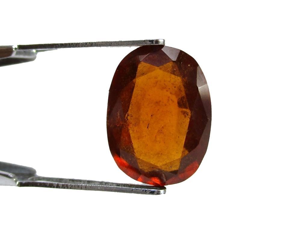 Hessonite Garnet - 3.79 Carat - GFE09019 - Image 2