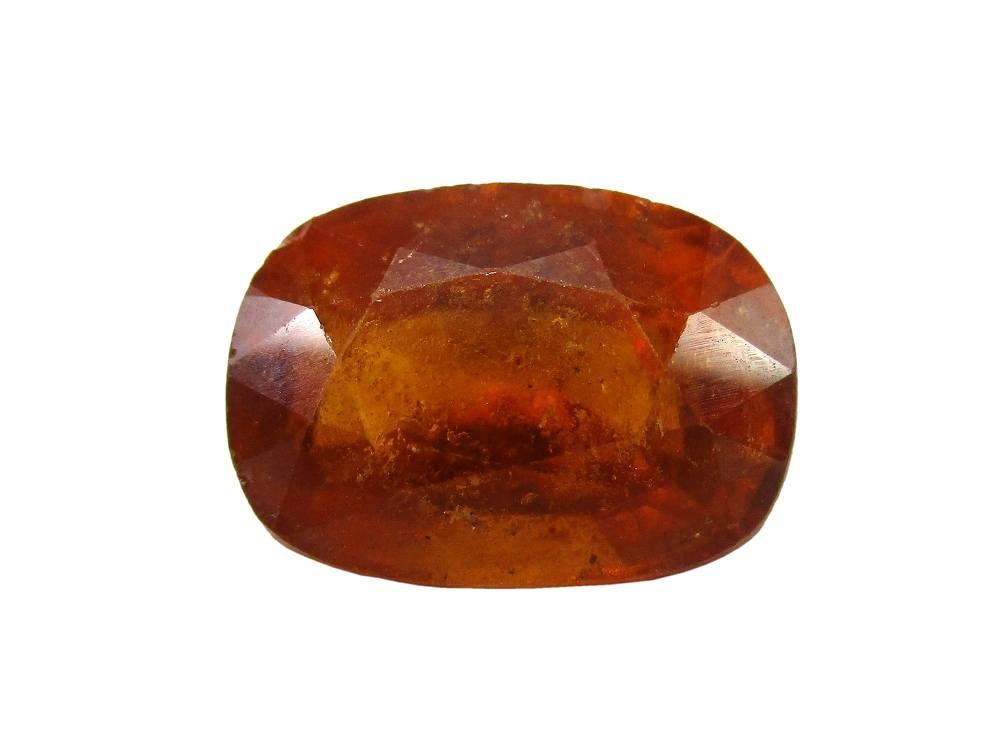 Hessonite Garnet - 3.97 Carat - GFE09020 - Main Image