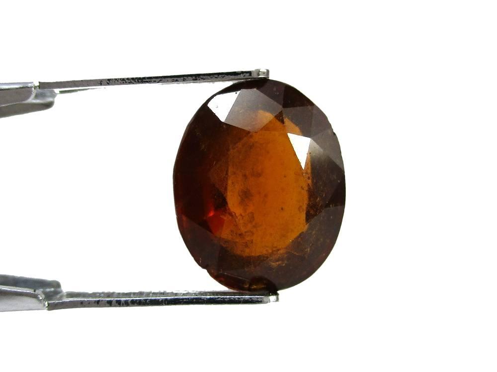 Hessonite Garnet - 4.67 Carat - GFE09027 - Image 2
