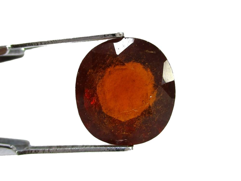 Hessonite Garnet - 5.24 Carat - GFE09029 - Image 2