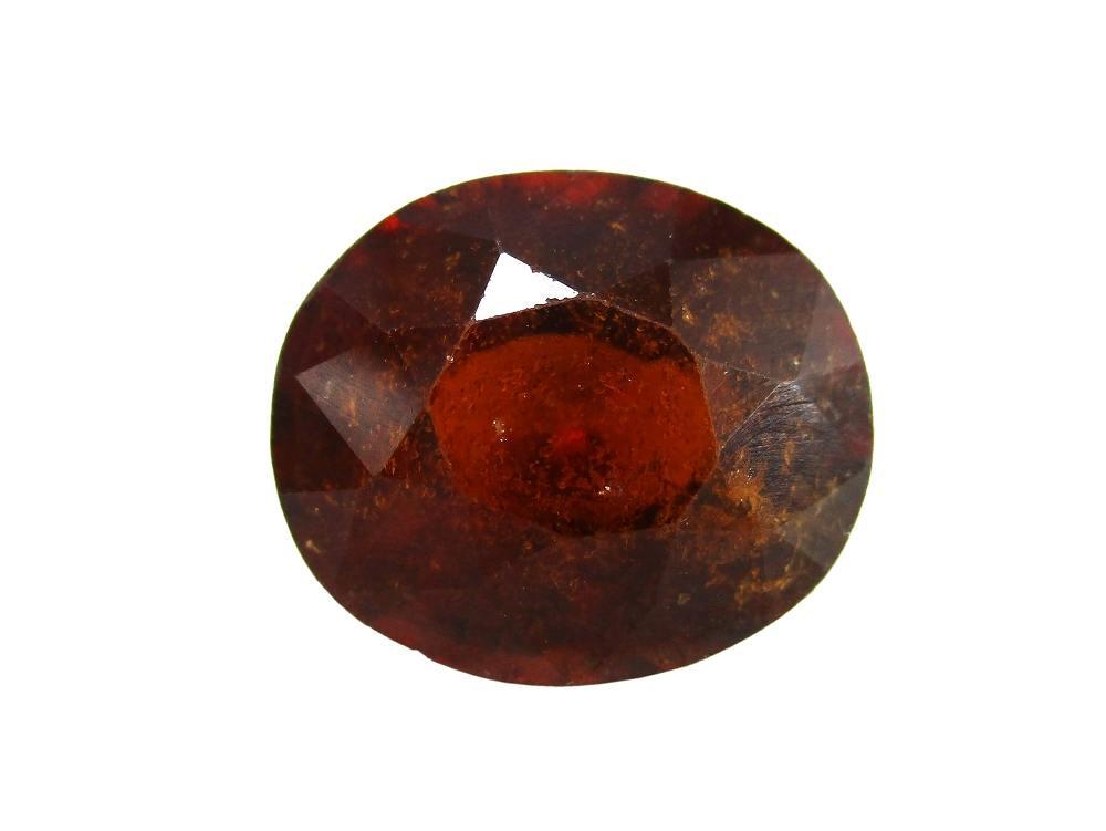Hessonite Garnet - 6.77 Carat - GFE09040 - Main Image