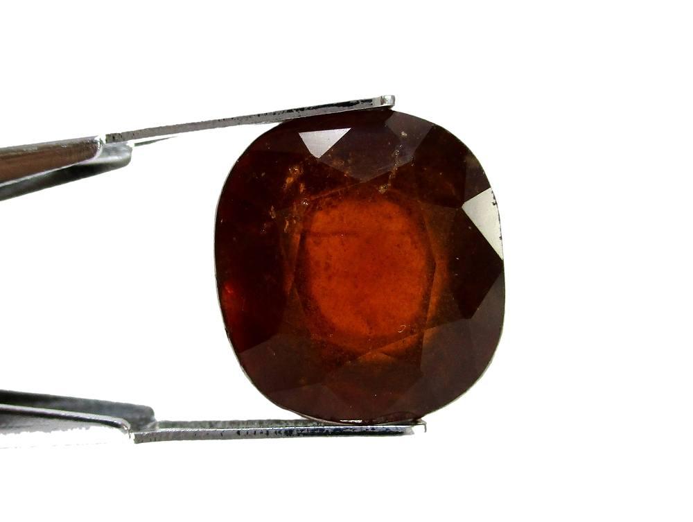 Hessonite Garnet - 4.04 Carat - GFE09052 - Image 2