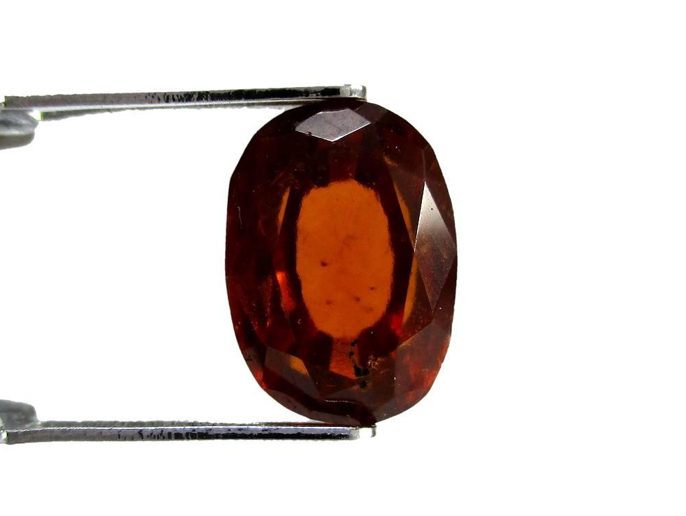 Hessonite Garnet - 4.91 Carat - GFE09058 - Image 2