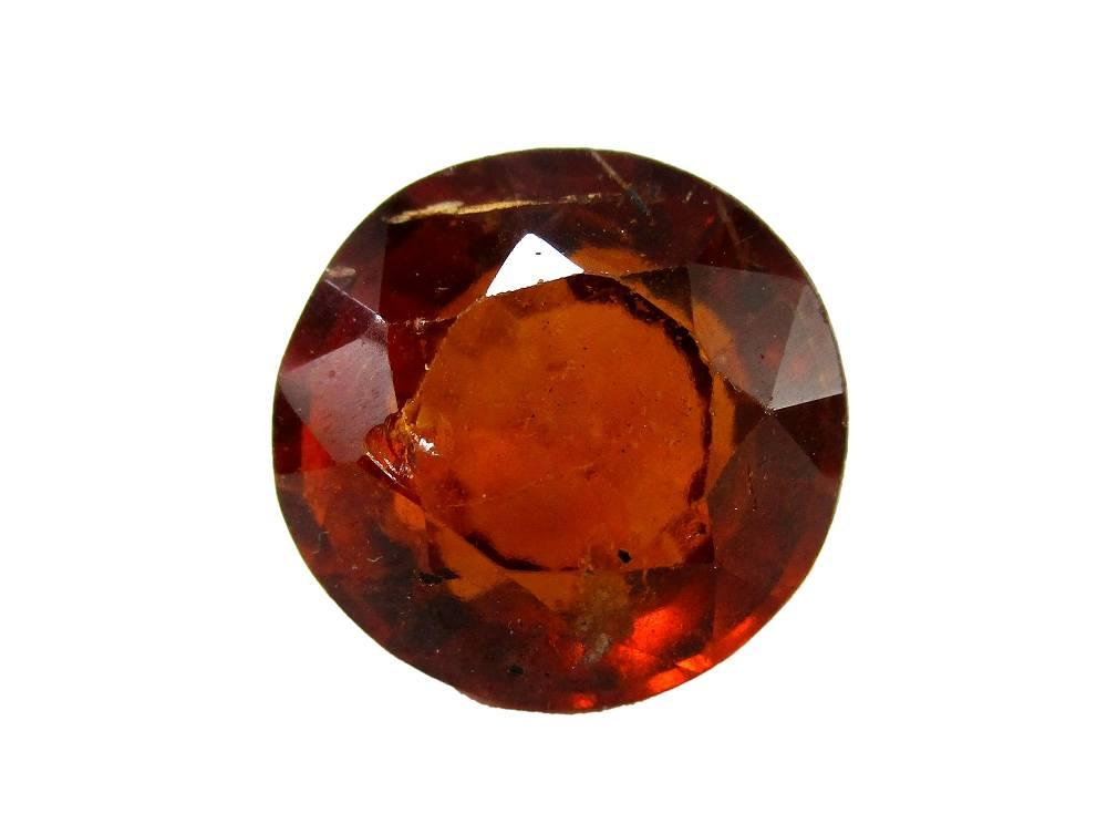 Hessonite Garnet - 6.11 Carat - GFE09060 - Main Image
