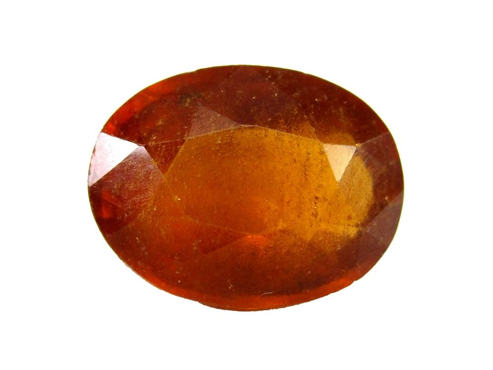 Hessonite Garnet - 7.17 Carat - GFE09064 - Main Image
