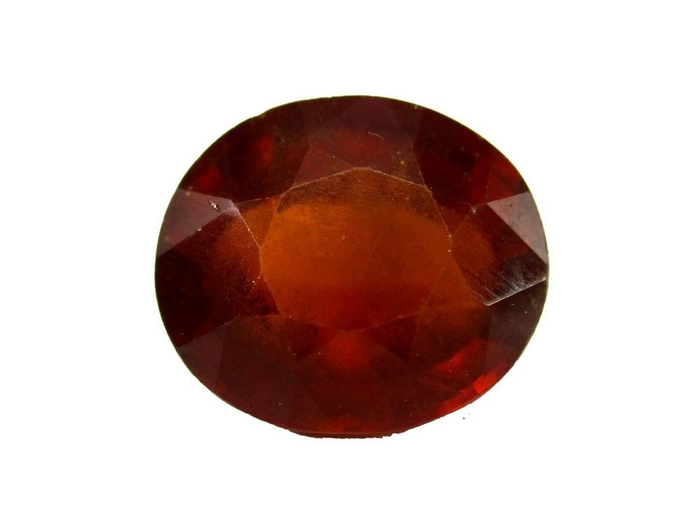 Hessonite Garnet - 7.80 Carat - GFE09067 - Main Image