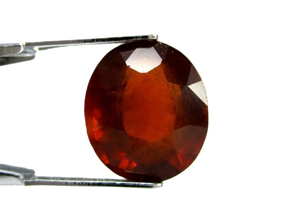 Hessonite Garnet - 7.80 Carat - GFE09067 - Image 2