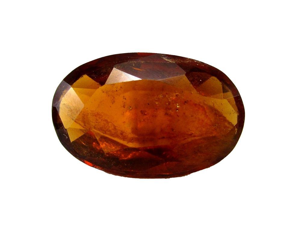 Hessonite Garnet - 6.65 Carat - GFE09074 - Main Image