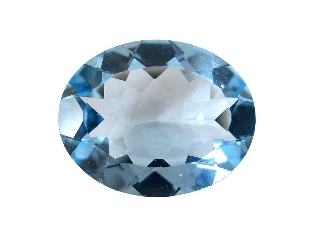 Blue Topaz - 5.25 Carat - GFE14004 - Main Image