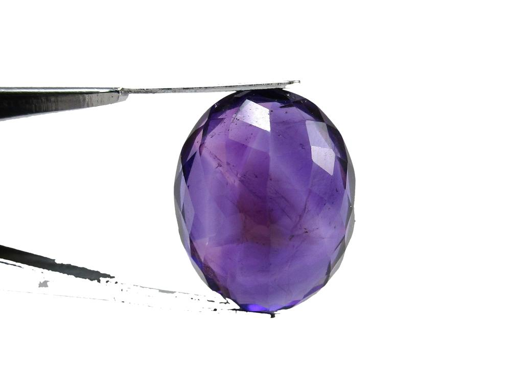 Amethyst - 10.98 Carat - GFE24031 - Image 3