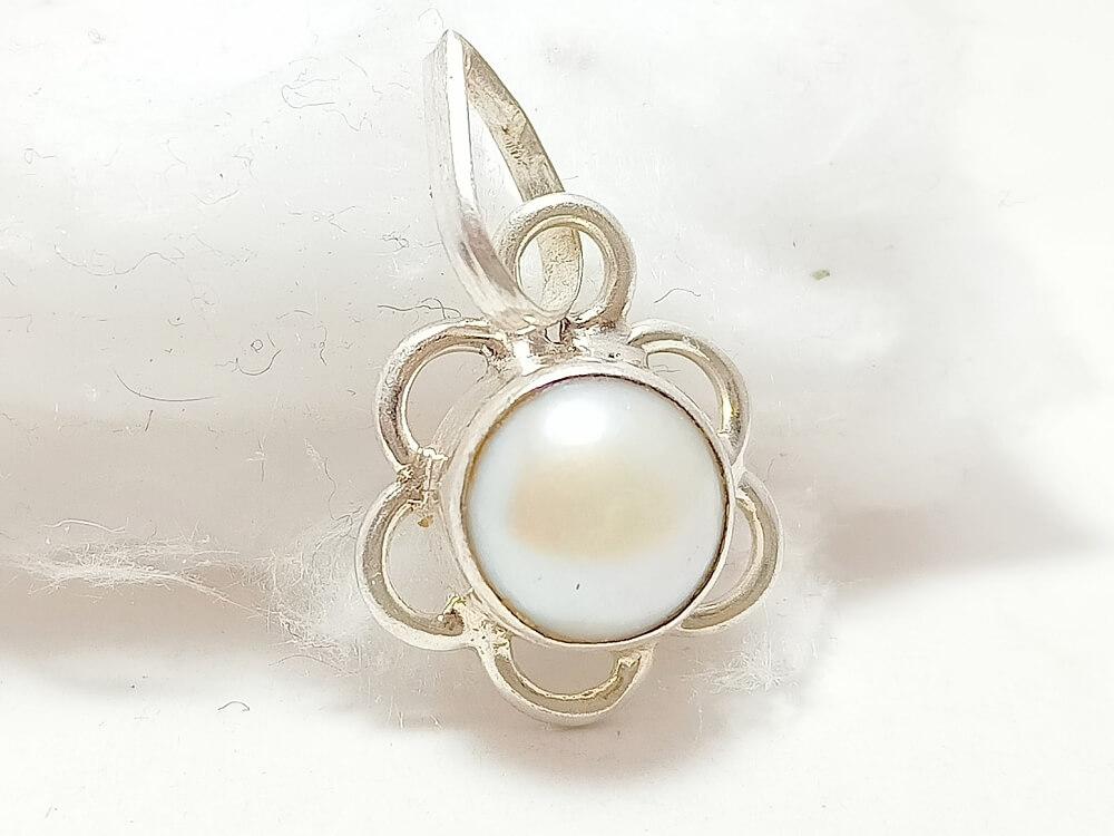 Pearl Locket 10