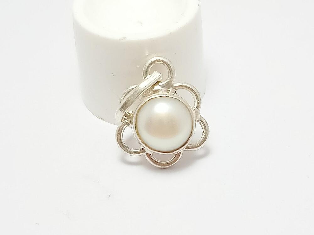 Pearl Locket 7