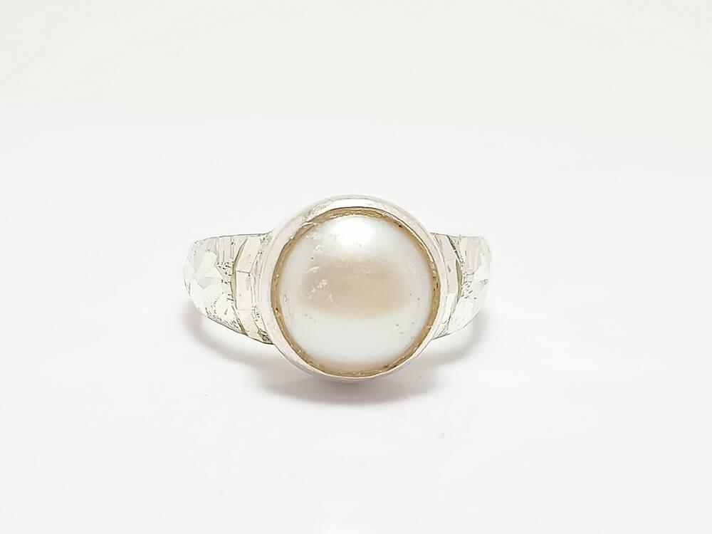 Pearl Ring 17