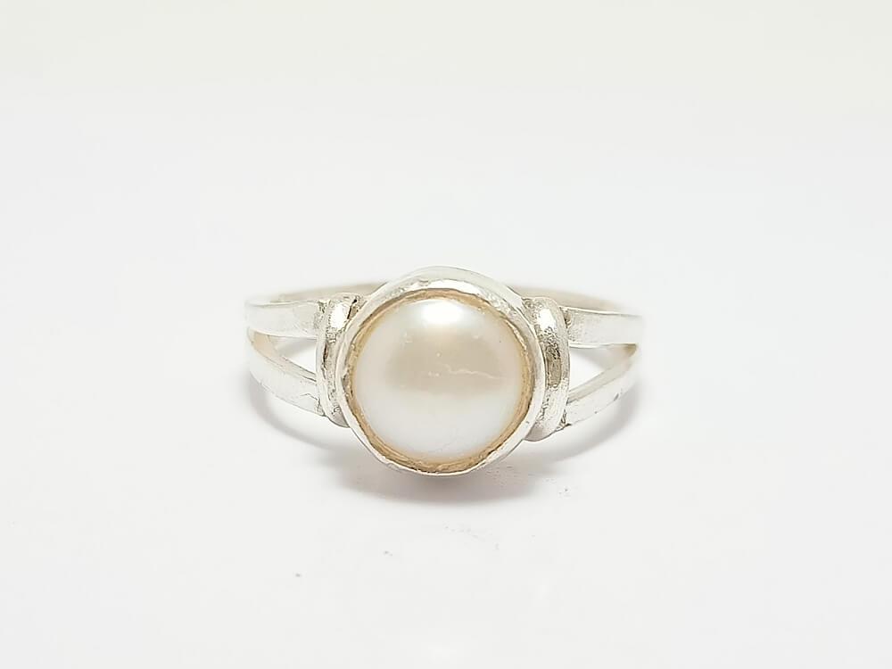 Pearl Ring 22
