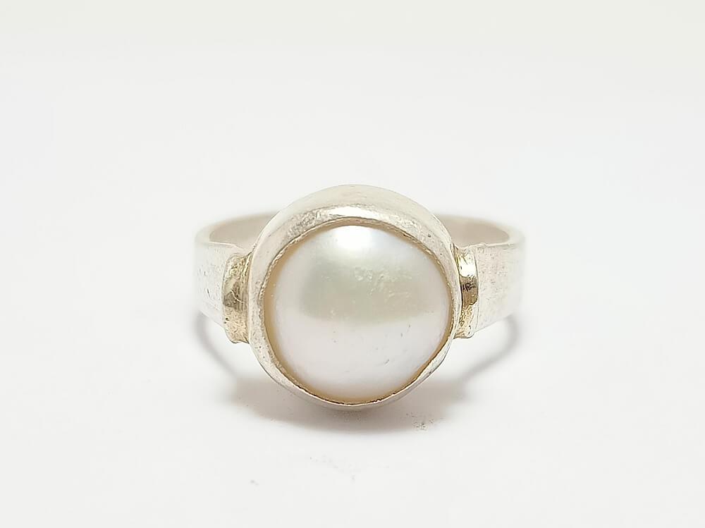 Pearl Ring 23