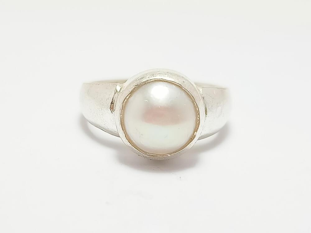 Pearl Ring 24